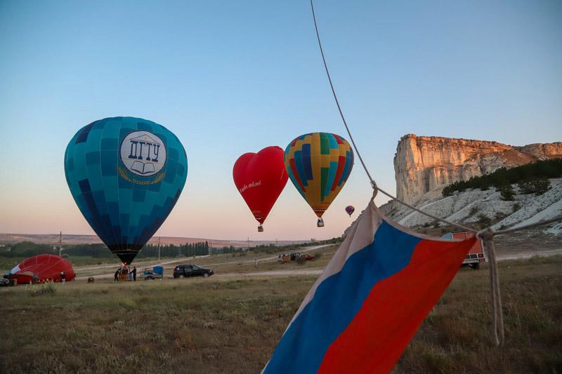 Воздушные шары Крым