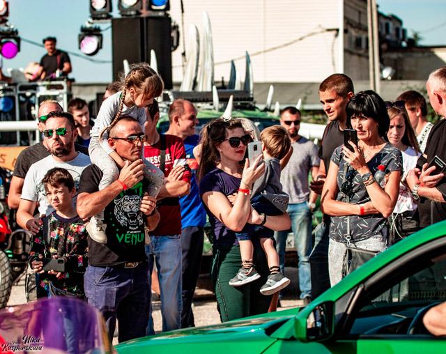Автофестиваль «Muscle cars & BRAZZZERS Derby edition» в Севастополе