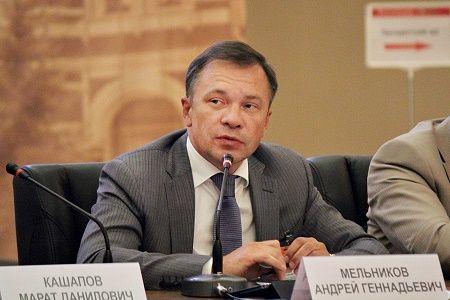 Андрей Мельников