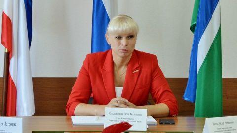 Елена Крестьянинова