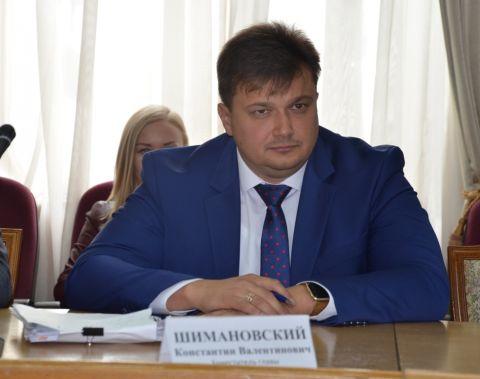 Константин Шимановский