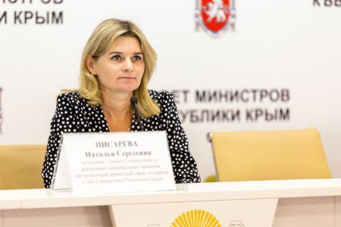 Наталья Писарева