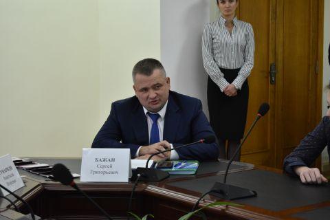 Сергей Бажан