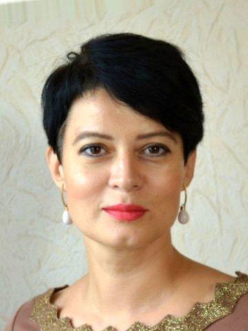 Жанна Хуторенко