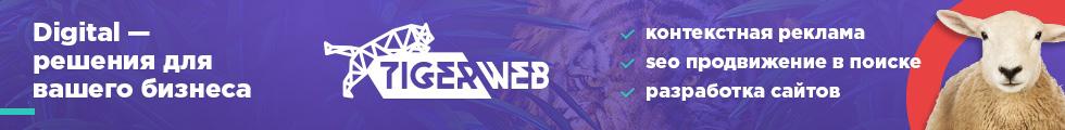 Веб-студия TigerWeb Симферополь