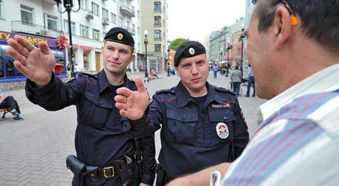 Крым обзаведется туристической полицией