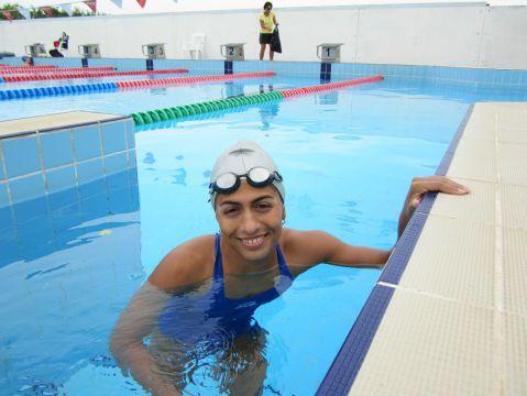 Крымская спортсменка Ани Палян завоевала 5 медалей на чемпионате мира