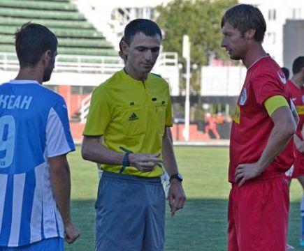 Керчане проиграли севастопольцам первый матч Суперкубка федераций по футболу