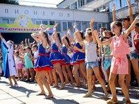 В Симферополе прошел Фестиваль детского творчества