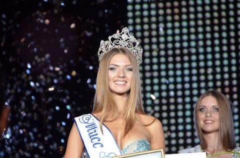 «Мисс Крым-2015» стала студентка-медик из Симферополя  - (видео)
