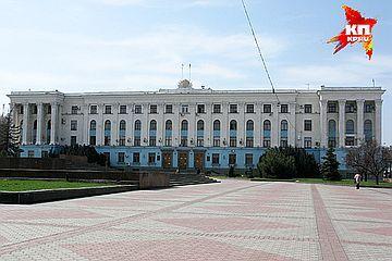 Совет министров Крыма расстреляли