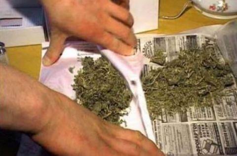 В Крыму с начала года изъяли 18 кг наркотиков
