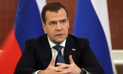 Медведев рассказал в Мюнхене о статусе Крыма