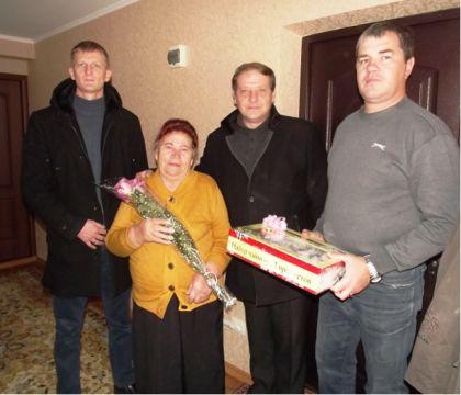 В Ленинском районе умерла Герой Социалистического труда