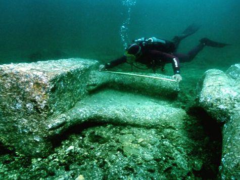Археологи планируют осушить Керченский пролив
