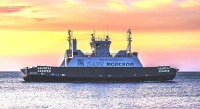 Севастополь из-за скандала хочет арендовать у Крыма хотя бы один паром