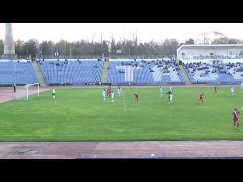 Симферопольская «ТСК-Таврия» впервые проигравшей гостям на своем поле