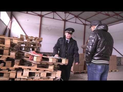 МВД распространило видео изъятия более 100 тонн спирта на крымских складах