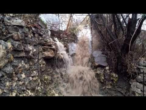 Севастополь уходит под воду из-за дождей