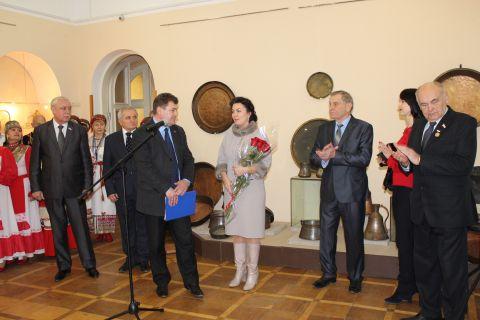 Крымский этнографический музей является одним из ведущих культурно-просветительских учреждений республики – Арина Новосельская