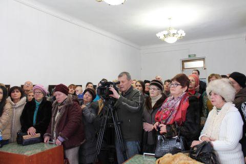 В Симферопольском художественном музее открылся арт-проект Ксении Симоновой