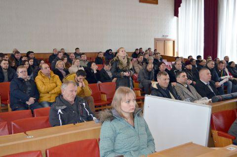В Симферополе состоялись публичные слушания по строительству Крымского государственного центра детского театрального искусства