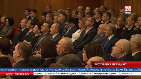 Крым с размахом отмечает День Республики