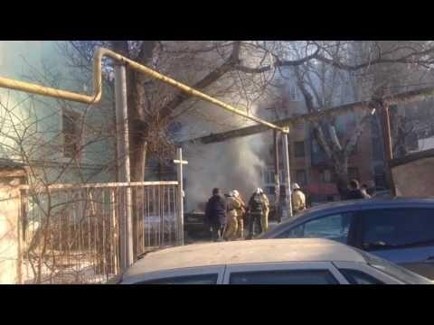 В Феодосии сгорел уже третий автомобиль