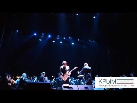 Полный состав симфонического оркестра Крымской госфилармонии принял участие в проекте «Симфоническое Кино»