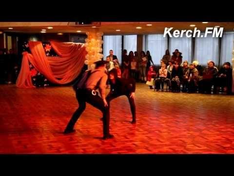 В Керчи прошел бал-карнавал влюбленных