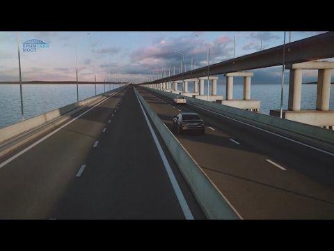 Удивительное рядом: Телеканал «France 24» выпустил сюжет о строительстве Крымского моста с комментариями крымского же застройщика