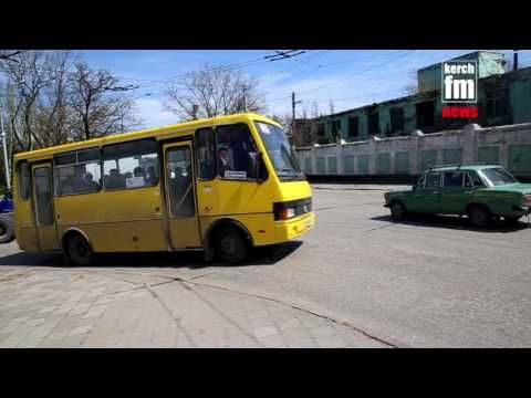 В Керчи на перекрёстке Кирова-Еременко пробки из-за неработающего светофора