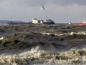 Ни масленых пятен, ни тел моряков затонувшего судна не обнаружено