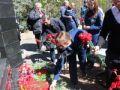Сотрудники Министерства чрезвычайных ситуаций Республики Крым приняли участие в траурных мероприятиях по жертвам Чернобыльской катастрофы
