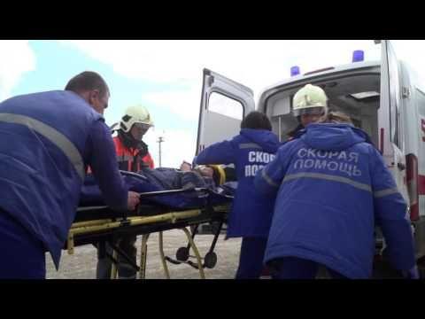 На Керченском мосту уже проводят учения по спасению людей