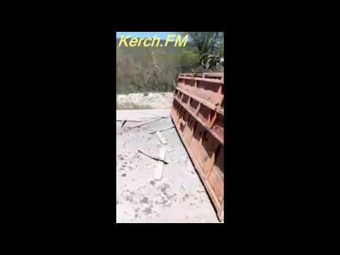 На трассе Керчь-Симферополь произошла серьезная авария