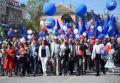 Парад курорта в Евпатории объединил около 10 тысяч горожан