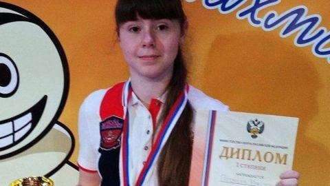 Керчанка Маргарита Потапова выиграла первенство России по классическим шахматам среди девушек до 19 лет