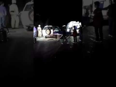 Около Гурзуфа произошло смертельное ДТП с участием трех авто