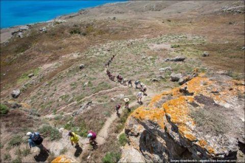 Как за два года подорожавшего природные красоты Крыма