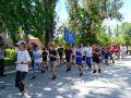 Нижнегорский район принял участие в международной факельной эстафете дружбы «Бег Мира»