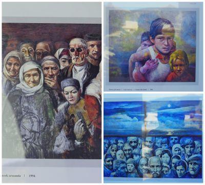 Ко Дню памяти жертв депортации в Ханском дворце открыта выставка