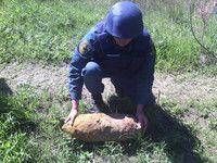 В Керчи был обезврежен взрывоопасный предмет времен Великой Отечественной войны