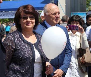 В Симферополе прошла ежегодная Всекрымская ярмарка вакансий и учебных рабочих мест