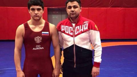 Воспитанник УОР выиграл первенство Европы по вольной борьбе среди юношей до 16 лет