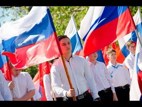 По севастопольским улицам прошлись тысячи пионеров