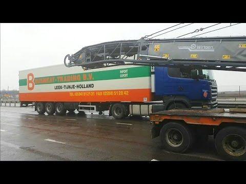 Крымская дальнобойщица показала филигранную езду задним ходом на 40-тонной фуре