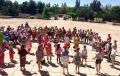 В Джанкойском районе проведены детские праздники, посвященные Дню защиты детей