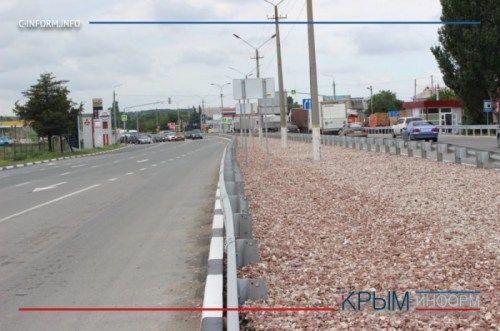 Подрядчики завершили капитальный ремонт 11 автодорог в Крыму