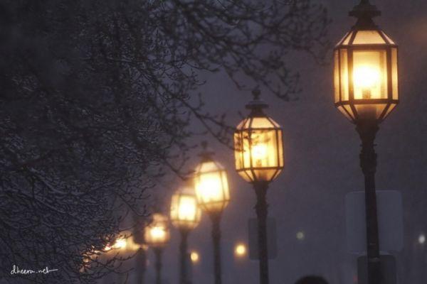 В Симферополе мужчина залез на фонарный столб и начал вытворять трюки